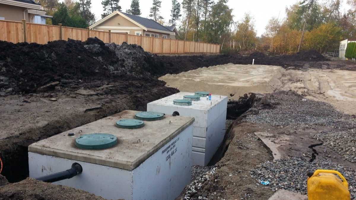 Maintenance Of Septic Tanks Type 1